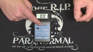Digital EMF Meter Review! Ghost Hunting/ Paranormal Equipment!