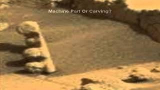 Strange Traffic Light Object Found On Mars