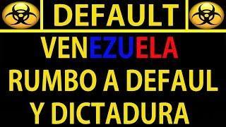 NOTICIAS DE HOY 13 DE AGOSTO/VENEZUELA RUMBO A DEFAULT Y DICTADURA