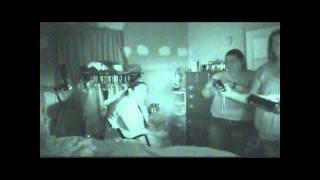 Home investigation Ghost Box Session