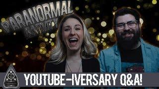 YouTube-iversary Q&A featuring Alex!