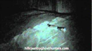 EVP's and shadow figures captured at residential investigation in Lampasas