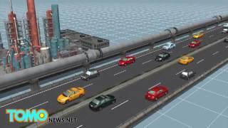 Η... θεματάρα!Τους έχει τρελάνει..ο κοντός!!!Η Ρωσία σχεδιάζει γέφυρα να συνδέει Λονδίνο Νέα Υόρκη!