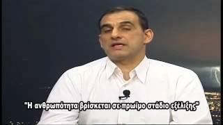Κώδικας Μυστηρίων (24/2/2016). Συνέντευξη Αποκάλυψη .Αγρογλυφικά και UFO στον Όλυμπο !