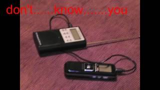 P-sb7 with digital recorder session 11-12-16