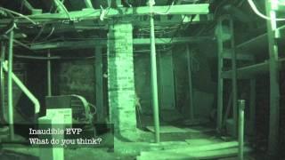 Knickerbocker Hotel - Paranormal Investigation Evidence