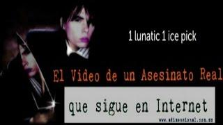 1 Lunatic 1 Ice Pick: Luka Magnotta | No Loquendo | No Dross | No Mamen
