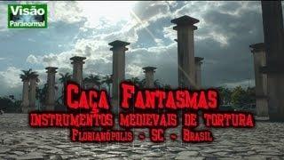 Piloto Visão Paranormal Caça Fantasma Brasil