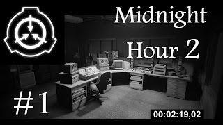 Midnight Hour 2x01: Incubo Un'Allegoria/SCP001 (Creepypasta)