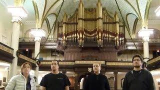 Québec-Paranormal - Église historique du Vieux-Québec - PHÉNOMÈNES INEXPLIQUÉS