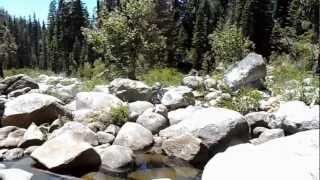 "Bear River Reservoir - Part 1 ""Camping On Cole Creek"""