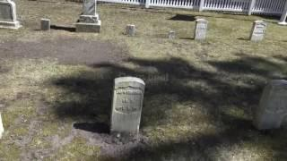 Possible Drum Beat in Post Cemetery