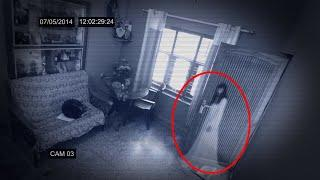 Unexplained Ghost Figure Getting Inside My Dining Room Captured!! Most Haunted Spirit Video!!