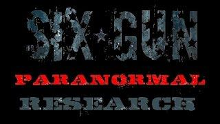 Six Gun Paranormal Research - Home Investigation