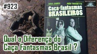 A DIFERENÇA do Caça Fantasmas Brasil #923