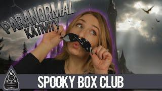 Spooky Box Club: The Vampire Box