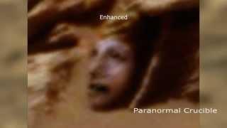 Face of Goddess Found on Mars?