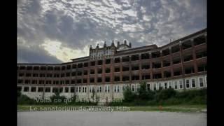 Le sanatorium de Waverly Hills comme vous ne l' avez jamais vu !!