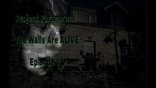 Project Paranormal: The Walls Are Alive - Episode  One  - SKY TV Show
