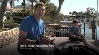 "Fact or Faked: Paranormal Files-- Ep 2.06 - ""Whaley Ghost House/Muck Monster"""