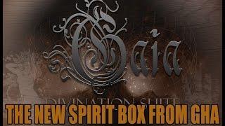 SPIRIT APP TEST: Divintaion Suite & Spiritus - SPIRIT VOICES and SPIRIT FACES
