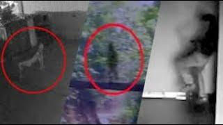 Terrifying White Ghost Shadow Caught on Cctv !!  Shocking Real Ghost Scary Videos