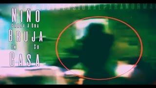 Escalofriante Video grabado por un Niño (Video Paranormal)