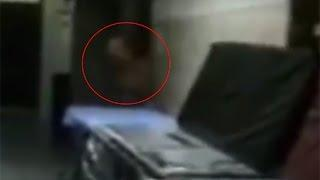 THE GHOST OF A HONDURAS DOCTOR IN THE HOSPITAL CAPTURED ON VIDEO