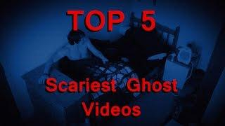 5 Scariest Ghost Videos Caught on Tape | Very Creepy Ghost videos