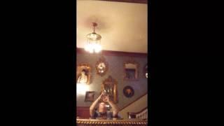 Mirror Guy video-Stanley Hotel