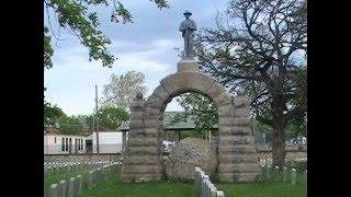 Haunted Camp Chase Confederate Cemetery