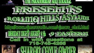 Half Past Dead Paranormal Radio The Rolling Hills Asylum Show
