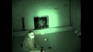 Ghost Video #6(R) Basement Video #3-5 -faint music...like a flute