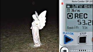 Gypsy Ghost Voice Recorded! Most Authentic E.V.P. Of All Time!