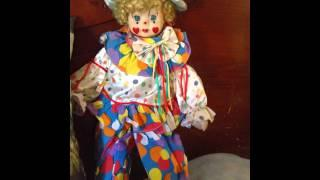Haunted Doll # 8 Tisha The Haunted Clown