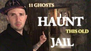 11 GHOSTS ARE SAID TO HAUNT THE PARK CITY JAIL IN UTAH
