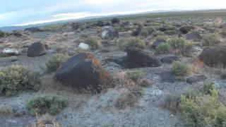 """Grimes Point Part 9 """"Petroglyph Tour"""""""