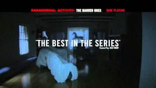 Paranormal Activity: The Marked Ones - Shaken