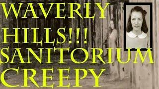 True Creepy Story: The HAUNTED Waverly Hills Sanatorium (With Corpse Husband)