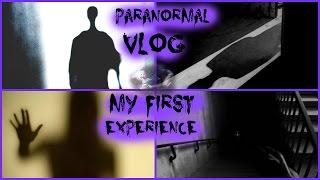Paranormal Vlog: My first experience Ouija Board Gone Wrong!!!