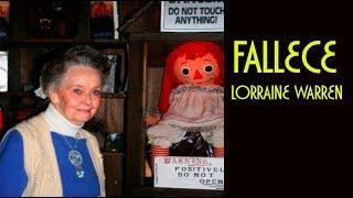 Fallece Lorraine Warren