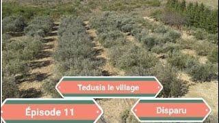 CDP - E11- S02 tedusia le village disparu enquete paranormal chasseur de fantômes hante gard