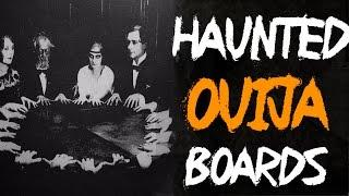 Haunted Ouija Boards - Real Ouija Board Stories