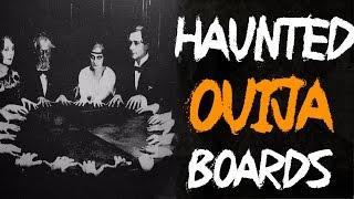 Haunted Ouija Boards - Real Ouija Board Stories