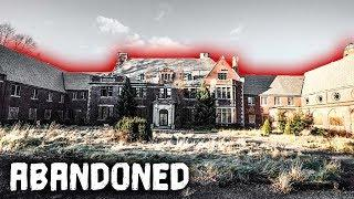 Hopeless Mansion On The Hills - Abandoned