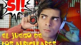El juego de los auriculares - Juego Paranormal ¡Super Aterrador!