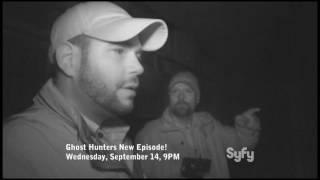 "New Ghost Hunters On September 14th ""It's Steves Fault"""