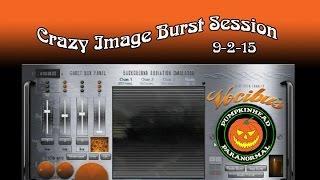 Crazy Image Burst Vocibus Session On 9-2-15