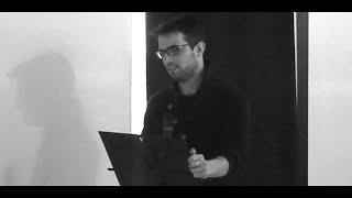 """P.Z. Live: Esibizione di Gianmarco """"Liberaci dal Male""""   Evento Roma"""