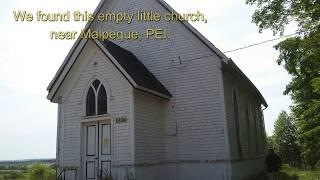 Another Abandoned Church, PEI